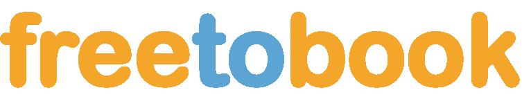 Free to book logo