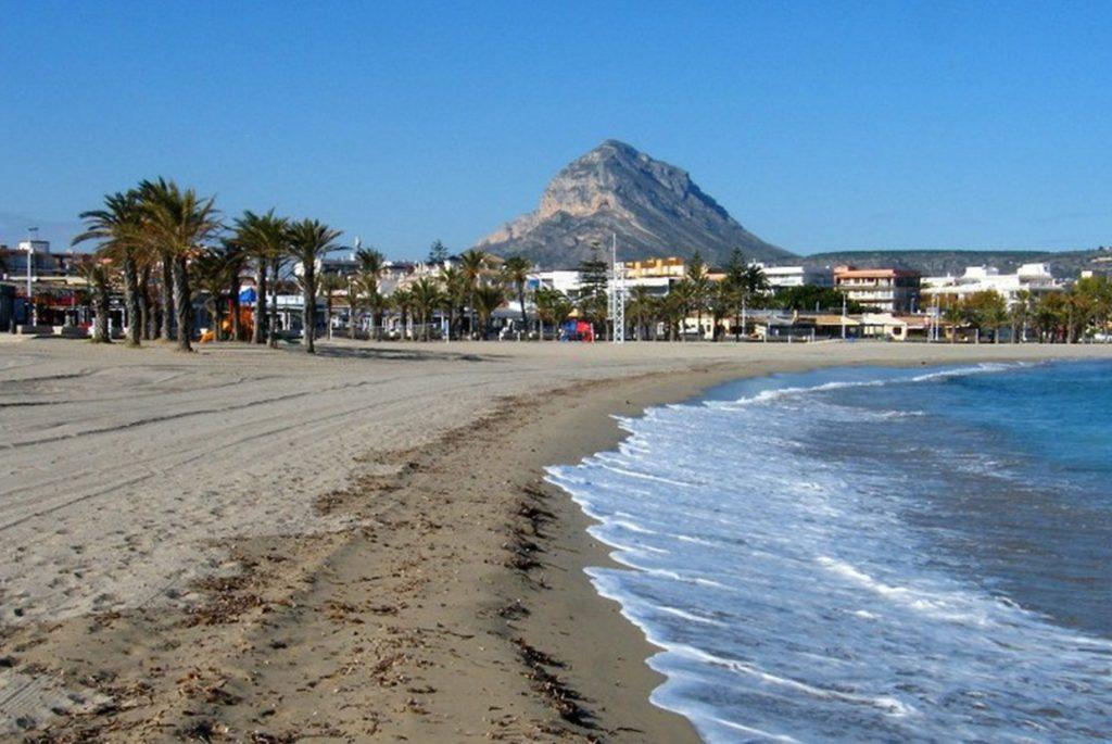 Javea Beaches
